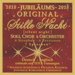 """Neue """"JUBILÄUMS-Stille Nacht CD"""" 7 Sprachen 6"""