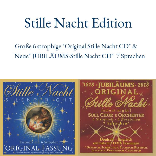 Stille Nacht Edition 1